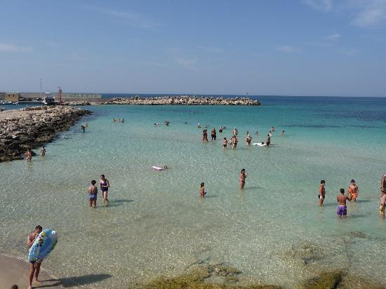 Torre Vado, Italia: La spiaggia