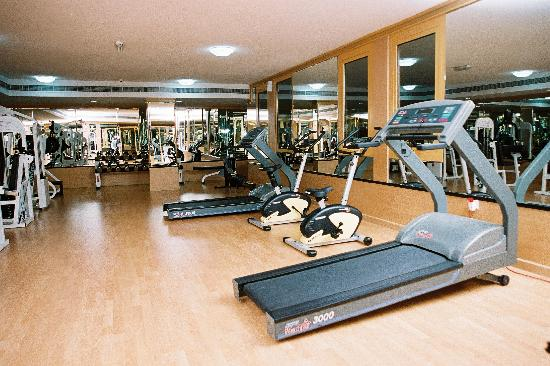 Winchester Grand Hotel Apartments: Gym