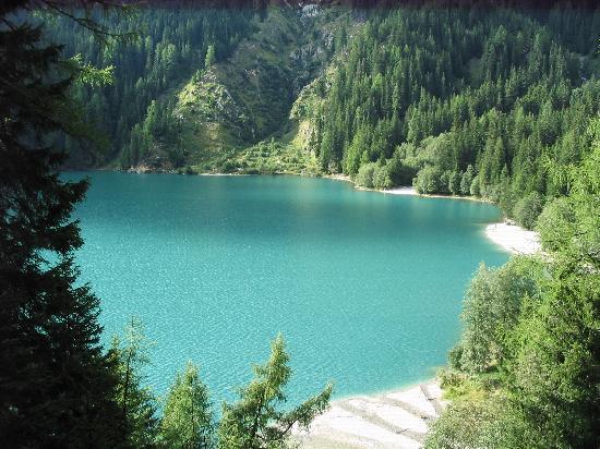 Alta Pusteria, Italie : Anterselva lago