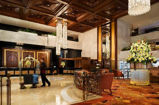 InterContinental Grand Stanford: Lobby