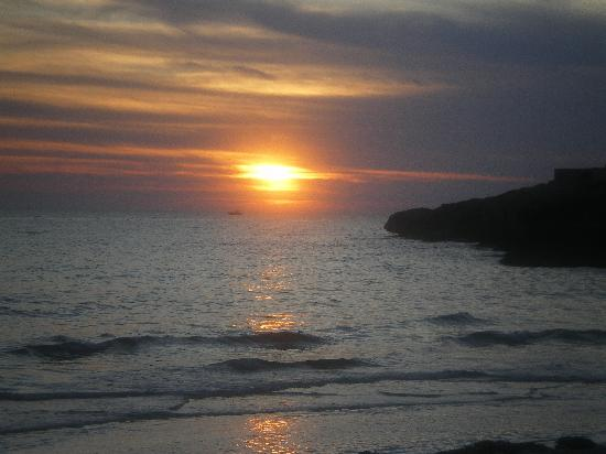 Playa de Es Trenc: Sunset over Es Trenc