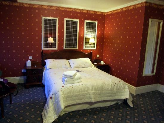 The Woodside Hotel: Un dettaglio della nostra camera