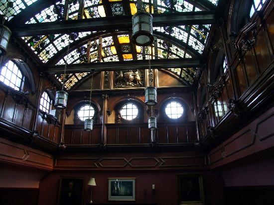 """The Woodside Hotel: Il """"tetto"""" della sala da pranzo"""