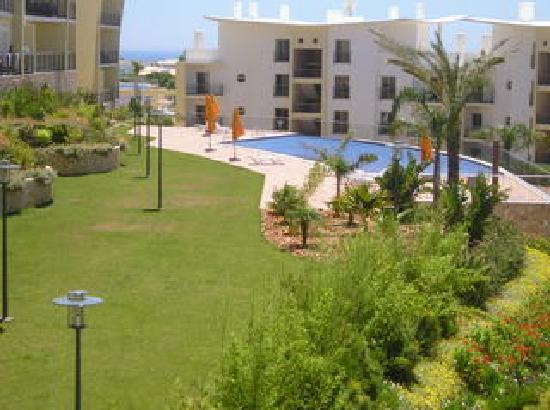 Encosta da Orada: view from balcony