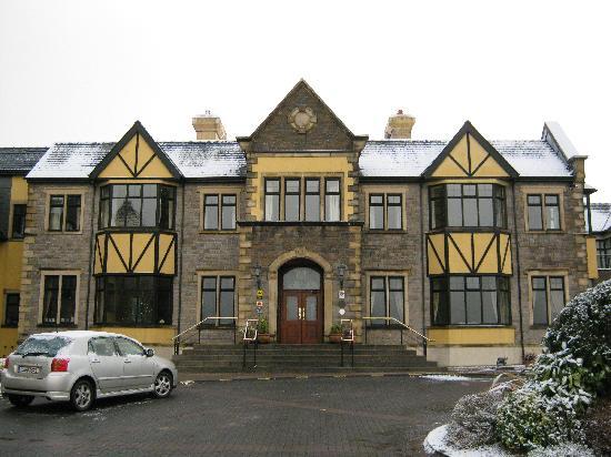 Knockranny House Hotel: Hotel entrance