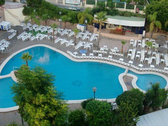 Poseidon Resort: Piscina del hotel