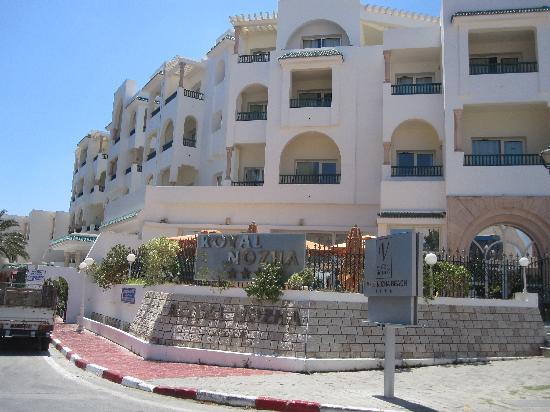 Hotel Royal Nozha Beach