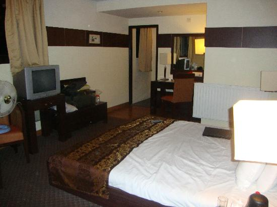 Quality Inn and Suites River Country Resort: Room