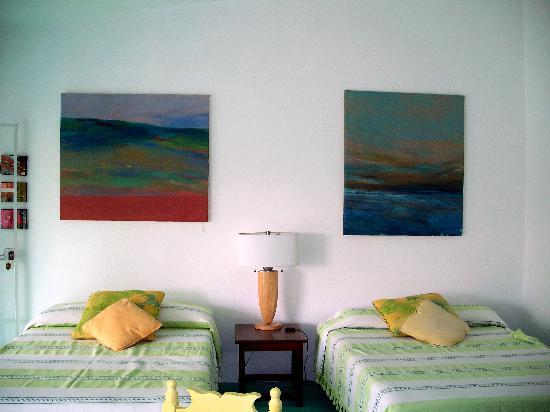 Casa De La Luz: Apartment