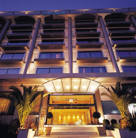 Ξενοδοχείο Athens Zafolia