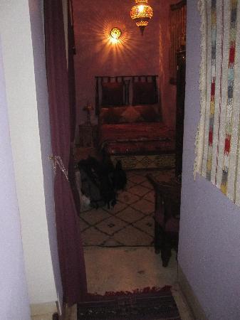 Riad Dar Eliane : Nisrine room