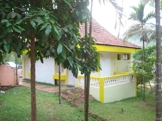 Bicholim, Hindistan: Our cottage