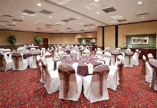 Holiday Inn Dayton Fairborn I-675: Ballroom - Wedding