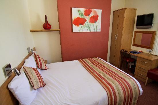 أشلي فيلا: Standard double room
