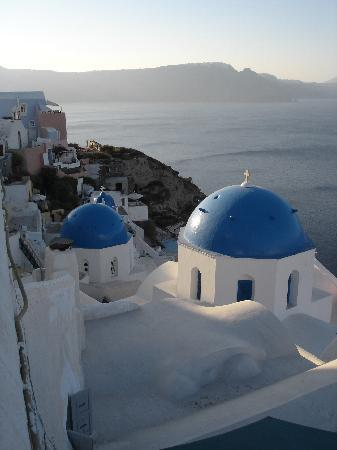 Oia, Yunani: the picture everyone wants