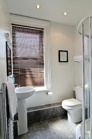 Ashley Villa Guest House: En-suite shower