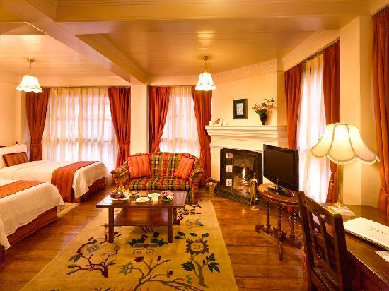 The Elgin, Darjeeling: Bedrooms