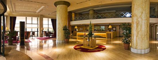 Hotel Oca  Puerta del Camino: Hall
