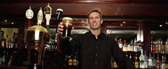 O'Callaghan Annapolis Hotel: Slainte - Cheers!