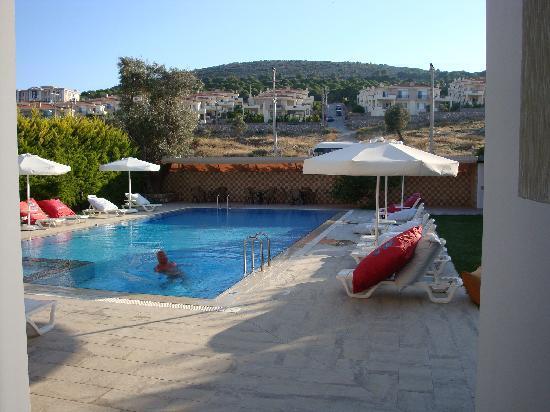 Cilek Marina Hotel: Pool