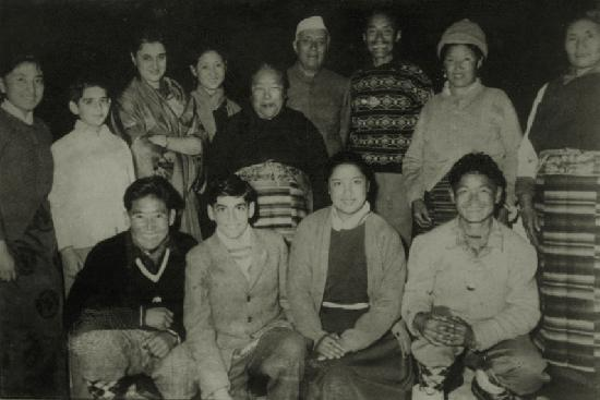 The Elgin, Darjeeling: The Tenzing and Gandhi families at the Elgin Darjeeling