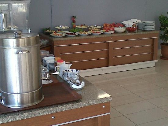Cilek Marina Hotel: Breakfast