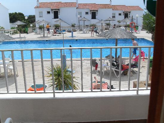 Los Naranjos Apartamentos: View From Our Appartments !
