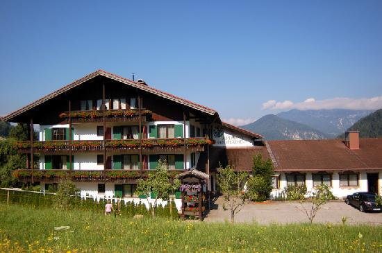 The Alpenhotel Denninglehen in Berchtesgaden