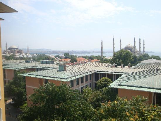 Sultanahmet Park Hotel: room view