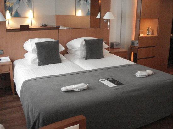 Derlon Hotel Maastricht: Bed