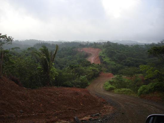 Islas San Blas, Panamá: Camino a la Comarca Kuna Yala