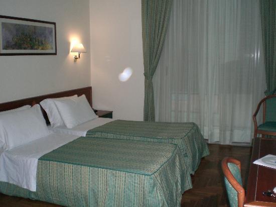 Acireale, Italien: habitación