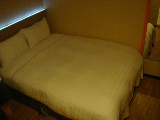 CityInn Hotel - Taipei Station Branch I: Double bed