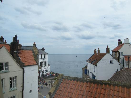 Smugglers Bistro and Accommodation: The view from one of the rooms