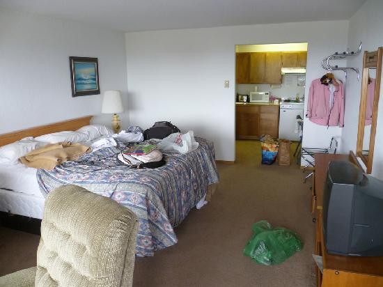 Gold Beach Inn: Room 107