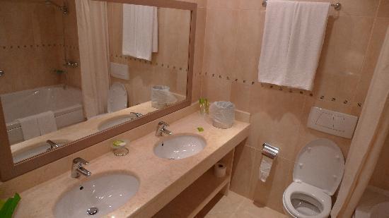 Flamingo Grand : big bathroom