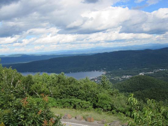 Prospect Mountain: view