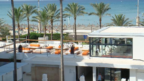 Iberostar Bahia de Palma: Chill out bar
