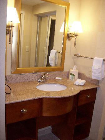 Homewood Suites Rochester - Victor: Vanity