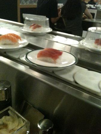 Matsuri Confederation: Sushi sec