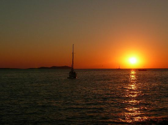 Sandos El Greco Beach Hotel: Sunset not to miss