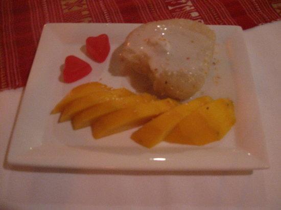 Scarborough, ME: sweet rice mango