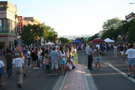 Montrose, Kolorado: Main In Motion, Summertime Series