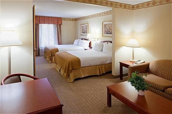 Holiday Inn Express Hotel & Suites: Family Suite