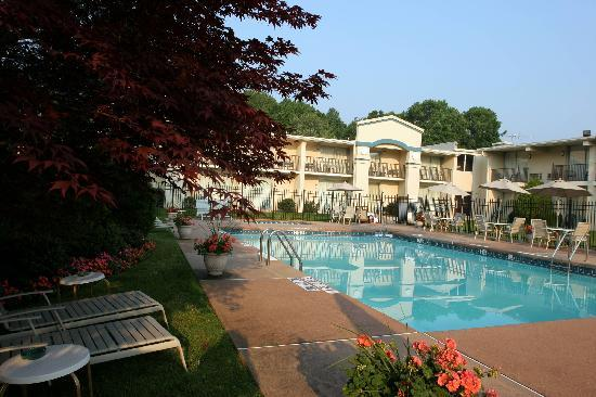 Comfort Inn Middletown: Seasonal Heated Salt Water Pool