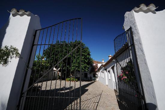Hotel El Horcajo: Entrée de l'hôtel