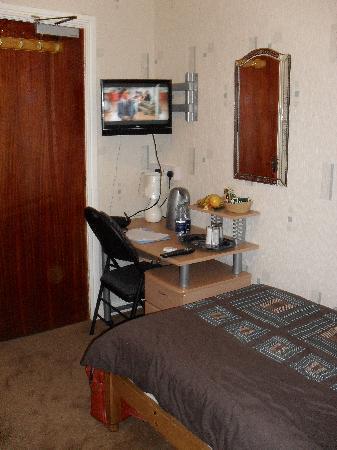 Verdene Hotel B&B: tv
