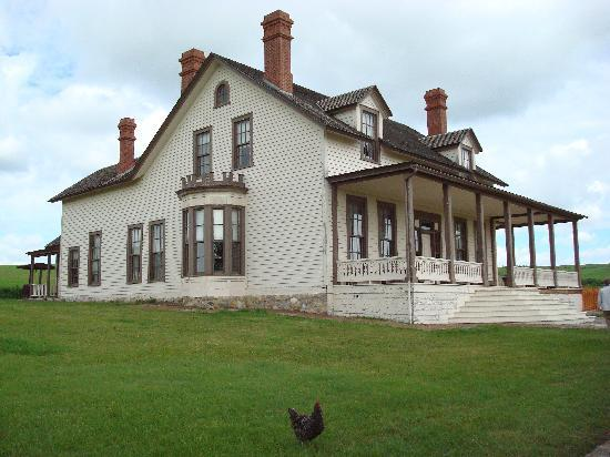 Mandan, Kuzey Dakota: General Custer House