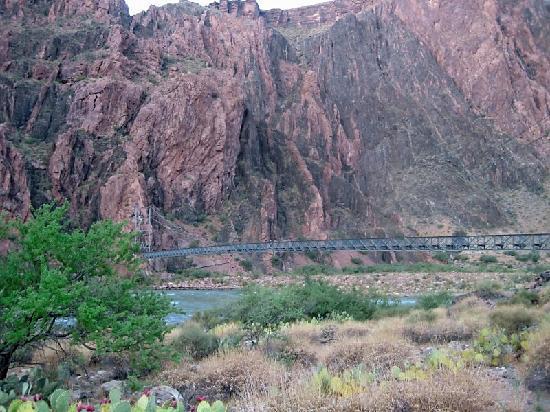 Phantom Ranch: Bright Angel Bridge