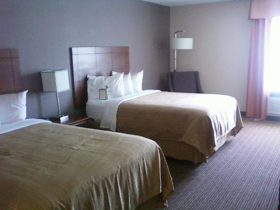 Quality Inn & Suites: Modern Decor